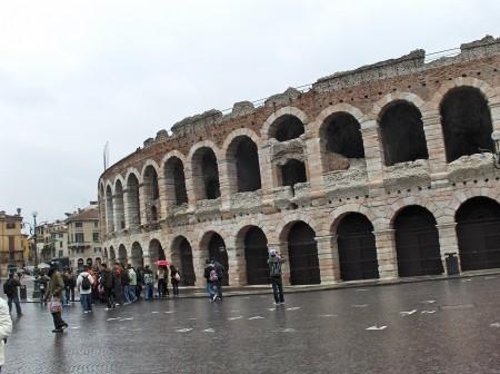 Rimska arena v Veroni.