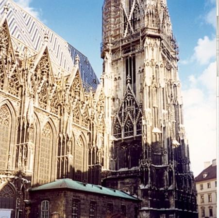 Znamenita stolnica sv. Štefana.