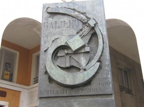 Na univerzi v Padovi je predaval slavni Galilejo Galilej.