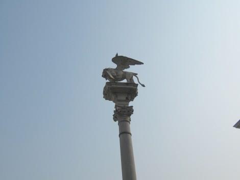 Beneški krilati lev v Padovi.