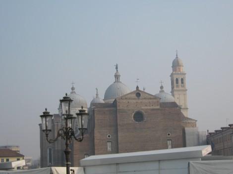 Bazilika Sv. Justine.
