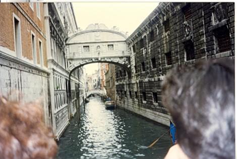 Most vzdihljajev, Ponte dei Sospiri