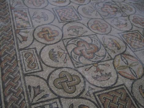 talni mozaik