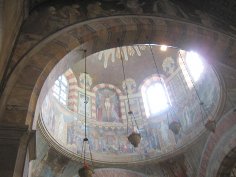 kupola romarske Marijine cerkve