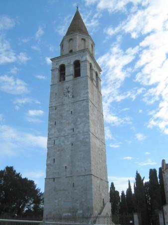 Zvonik Oglejske bazilike