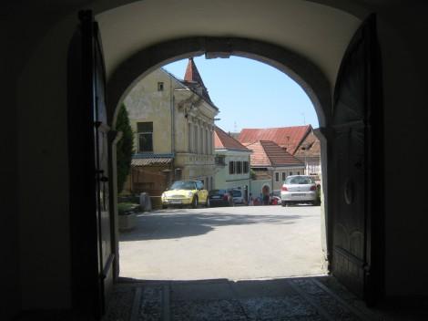 Po ogledu bogate zbirke Belokranjskega muzeja, smo se odpravili naprej po Beli krajini.