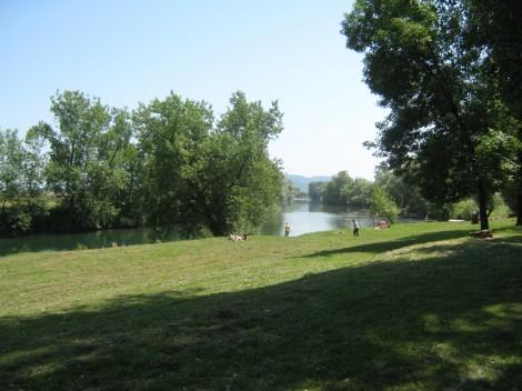 Ob reki Kolpi
