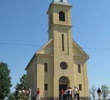 Pravoslavna cerkev sv. Petra in Pavla v Miličih