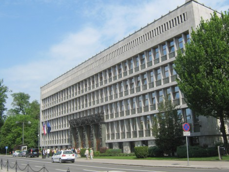 Stavba parlamenta