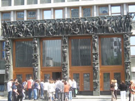 Vhod v parlament