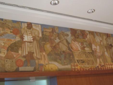 freska Zgodovina Slovencev