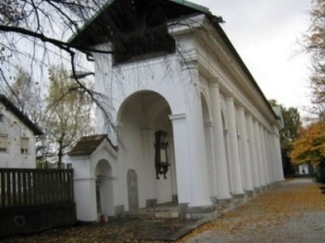 Navje, spominski park znamenitih Slovencev.