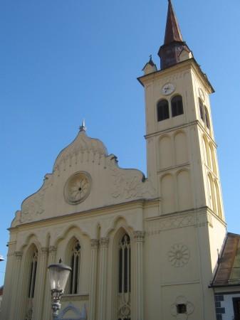 Frančiškanska verkev Sv. Lenarta v Novem mestu.
