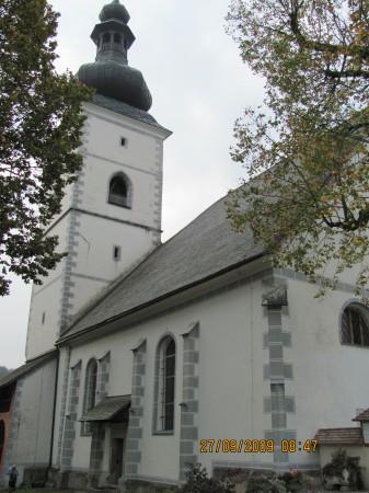 Marijino svetišče v Podgorju