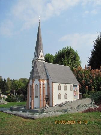 Cerkev Heiligenblut, Avstrija