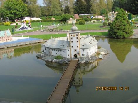 Ort Lake Castle ( 11. st) Gmunden, Avstrija