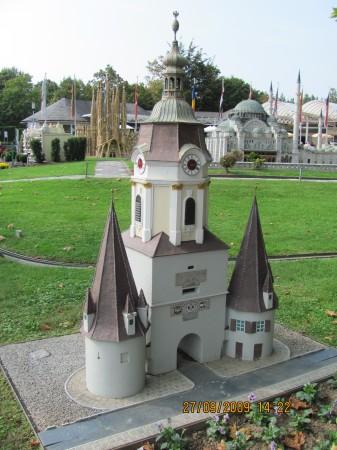 teiner Gate (14. st.) Krems, Avstrija