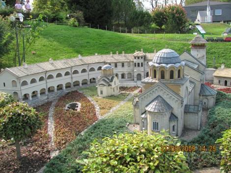Manastir Studenica, Srbija