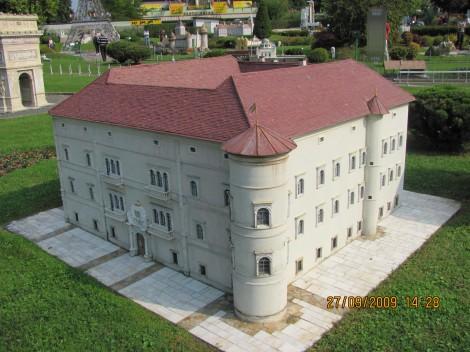 Grad Porcia (16. st) Spittal, Avstrija