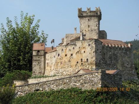 Grad Churburg (1253.) Južna Tirolska.