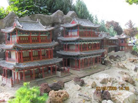 Tempelj Midair, Hunyuan, Kitajska
