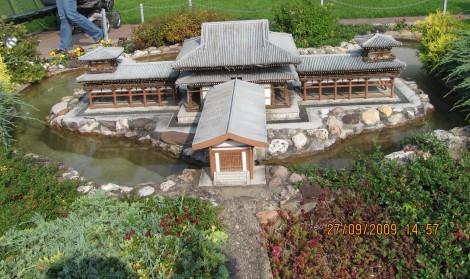 Tempelj Byodo-in, Uji, Japonska
