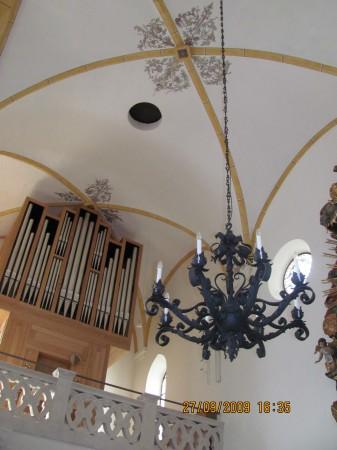 Cerkvene orgle