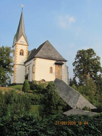 Župnijska cerkev Maria Worth