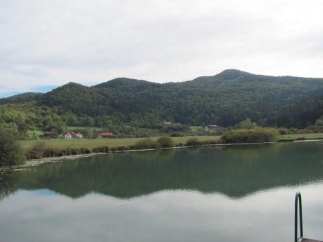 Okolica jezera