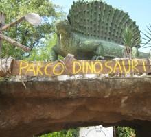 Vhod v Park dinozavrov