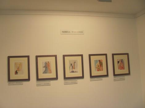 Dante Alighieri, Božanska komedija - ilustriral Salvador Dali.