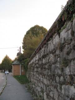 Emonski zid, današnje Krakovo.