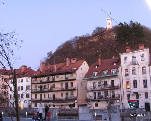 Pod Ljubljanskim gradom