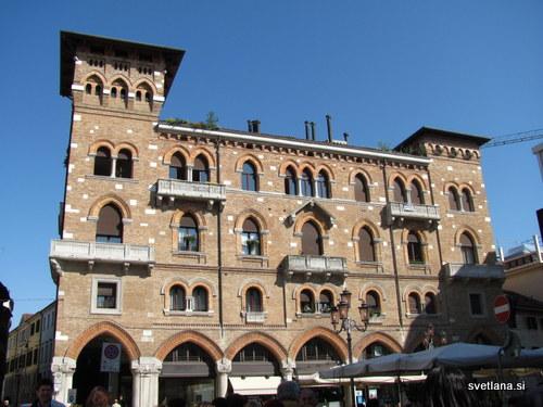 Treviso, muzej Dante Alighieri