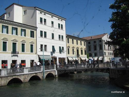 Treviso, mesto na vodi, Citta d'acqua