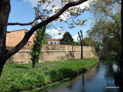 Treviso, mestno obzidje