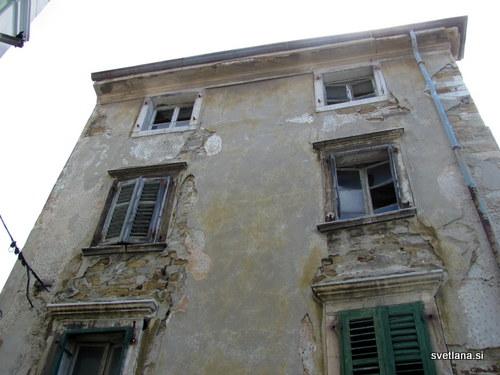 Staro mestno jedro, hiša častitljive starosti