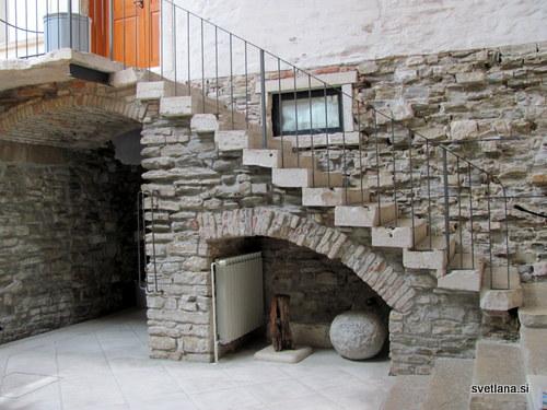 Atrij Manziolijeve palače