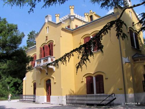 Castelletto ali Mali grad