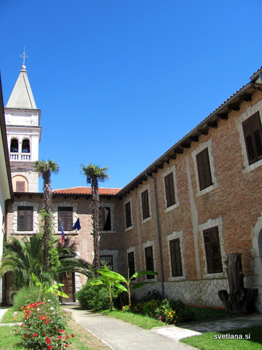 Frančiškanski samostan v Strunjanu