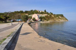 plaža v Fiesi