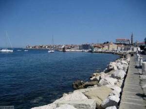 Sprehajalna pot Piran - Bernardin